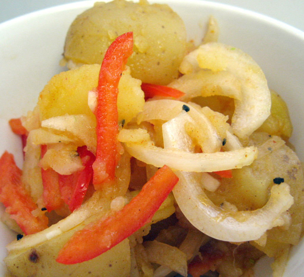 Serbian Potato Salad