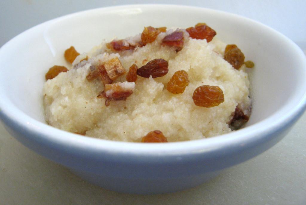 Gluten Free Halwa