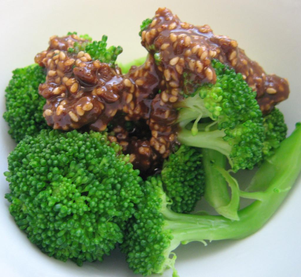 Broccoli Goma-ae