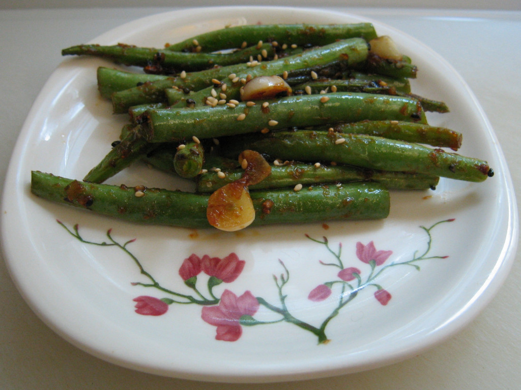 Addictive Green Beans